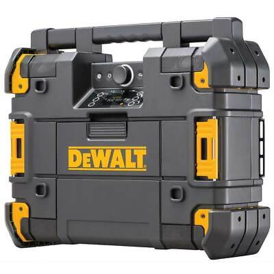 DeWALT DWST17510 FLEXVOLT TSTAK Cordless Portable Bluetooth Radio w/ Charger