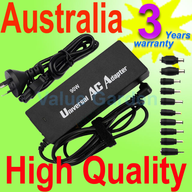 AC 90W Universal Laptop Adapter Power Charger Cord for HP DELL TOSHIBA SONY ACER