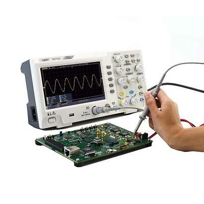 Owon Sds1102 7 Digital Oscilloscope 2-channel 100mhz Bandwidth For Scpi Labview
