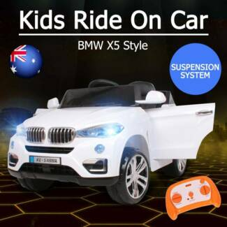 Electric Kids Car Ride On BMW X5 Style