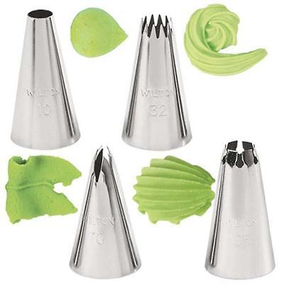Wilton BORDERS TIP SET CAKE DECORATING BACKING Kitchen Tools Accessories NEW HQ Kitchen Decorating Accessories