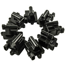 PACK OF 8 Square IGNITION COIL FOR CHEVY GMC CADILLAC 5.3L 6.0L 8.1L 4.8L UF271