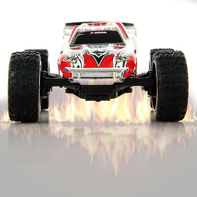 Mini 1:32 High Speed RC Remote Radio Control Car RTR Racing Truck Buggy Kid Toy