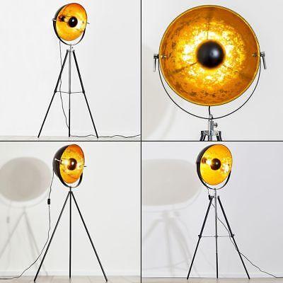 Steh Lampe Saturn Boden Stand Lese Dielen Wohn Schlaf Ess Zimmer Beleuchtung  ()