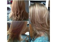 Mobile Hair and beauty specialist. Bookham, Letherhead, Epsom, Dorking, Reigate, Sutton, Surrey