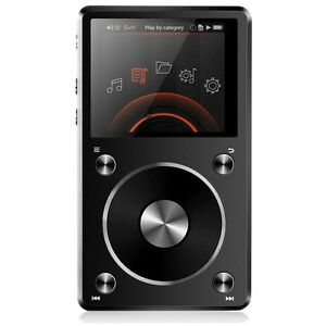 FiiO-X5-II-Portable-High-Resolution-Music-Player-192K-24B-2nd-Generation-Black