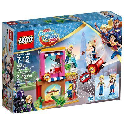 "LEGO DC Superhero Girls Harley Quinn"" to the rescue"