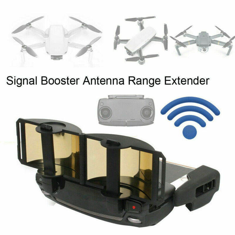 Signal Booster Antenna Range Extender Accessories For DJI Mavic Mini Air Drone