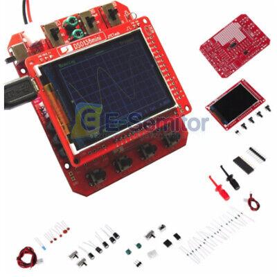 Dso138 Mini Digital 0-200khz Oscilloscope Diy Learning Pocket Update Shuttle