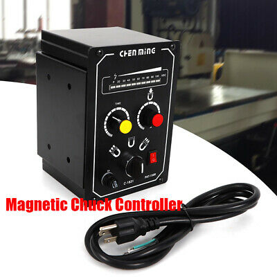 New Electromagnetic Chuck Controller Magnet Chuck Control 5a 110v 45 Steel