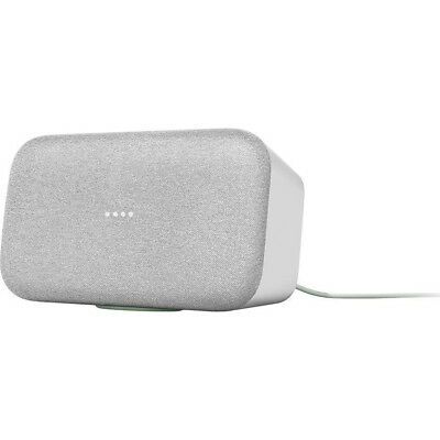 Google Home Max Wifi Speaker - Chalk - (GA00222-US)