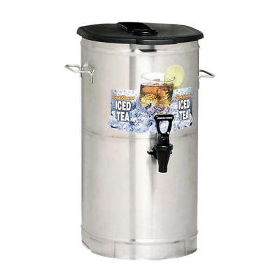 Bunn 3 gal Brushed Stainless Steel Beverage Dispenser - 9 13/16