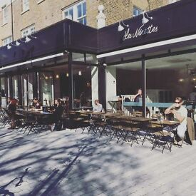 Waitress wanted for Les Nenettes French restaurant in Clapton