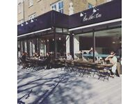 Chef de rang wanted for Les Nenettes French restaurant in Clapton