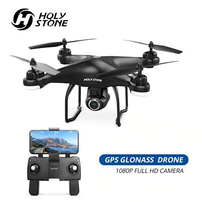 Holy Stone HS120D GPS Drone FPV with 1080p HD Camera Wifi RC Drones Selfie Follo