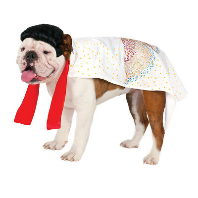 Elvis Cape Dog Pet Halloween Costume - Dog Elvis Costume