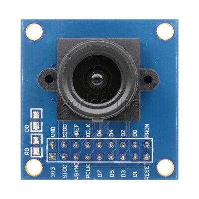 Vga Ov7670 Cmos Camera Module Lens Cmos 640x480 Sccb W I2c For Arduino New