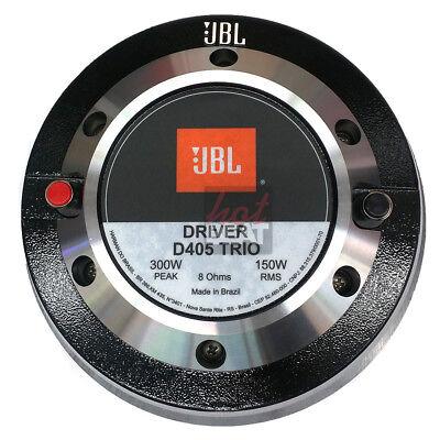 """JBL Selenium D405 Trio Super Driver 150W RMS 8 Ohms 2"""" Exit 7896359519422 Brazil comprar usado  Enviando para Brazil"""