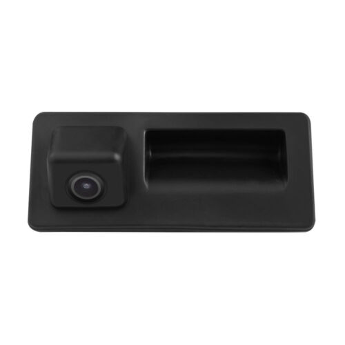 Custom Fit Boot Handle Rear Reversing Reverse Camera For Audi A3 S3 Mk3 2012-On