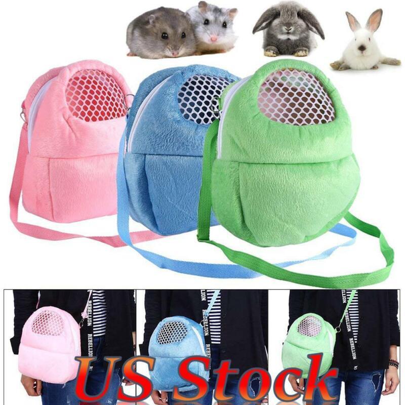Portable Pet Carrier Bag Hamster Breathable Outgoing Bag Hedgehog Sugar Glider