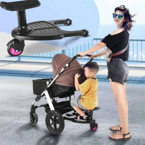 auxiliary second child stroller board older kid