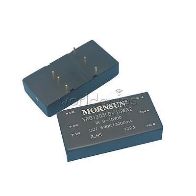 Mornsun Vrb1205ld 15w Vrb1205 Dc-dc Converter Isolated Single Output Dip