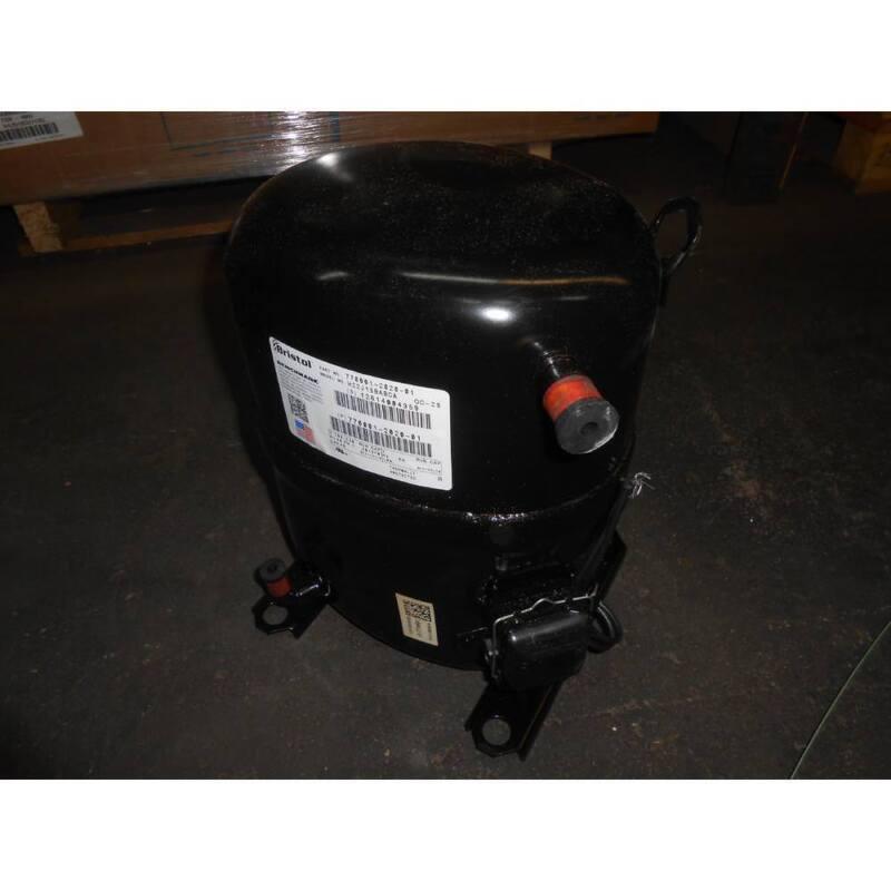 Bristol H22j15babca/770001-2020-01 1-1/4 Ton Ac/hp Reciprocating Compressor R22