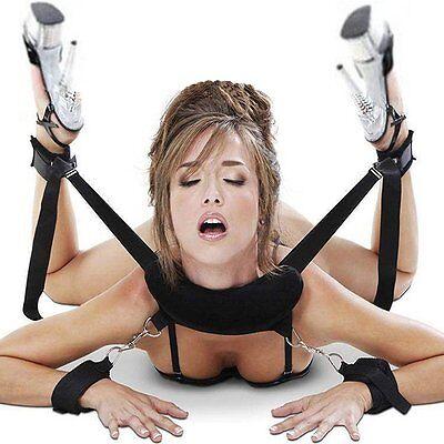Cksohot SM Bondage Set BDSM Fesselset SM Sexspielzeug Erotik Bondage Bekleidung