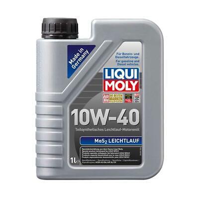 Liqui Moly Mos2 Leichtlauf 10W-40 Motoröl, 1 Liter