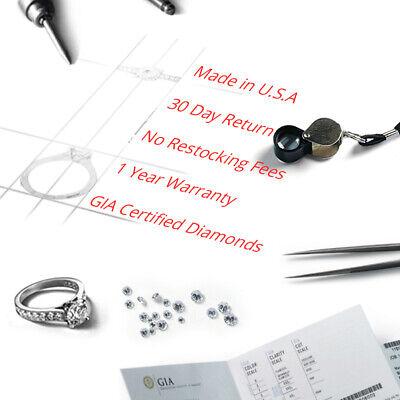 1/2 Carat Asscher Cut:Very Good Diamond Solitaire 14K Gold Engagement Ring GIA 4