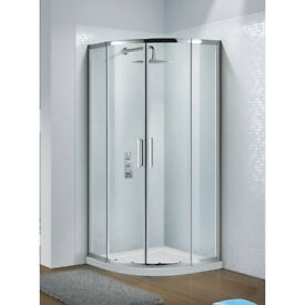 Flair Hydro 800mm Quadrant Shower Door