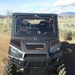 Polaris Ranger 900 glass tip out windshield