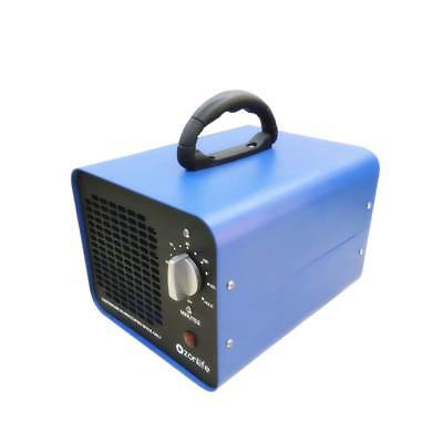 Commercial Ozone Generator 10,000mg/h Industrial O3 Air Purifier Deodorizer,Blue