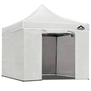 3x3 Pop Up Gazebo Hut with Sandbags White Sydney City Inner Sydney Preview