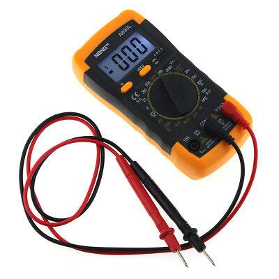 Anene A830l Digital Voltmeter Ammeter Ohmmeter Multimeter Volt Ac Dc Tester Mete