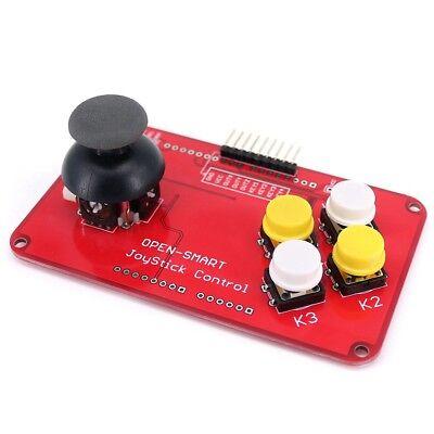 Ps2 Joystick Keypad Shield Game Controller Breakout Module For Arduino Nano Tw