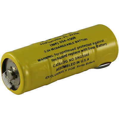 Super Capacity 72200 3.5v Battery For Welch Allyn 71000 2 Year Warranty