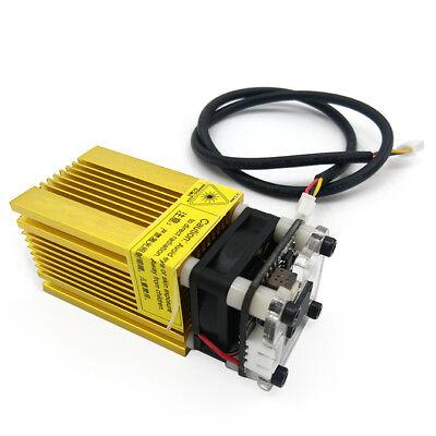 445nm 1w Blue Laser Module High Power Laser Head Pwm Ttl Cnc Engraving Machine