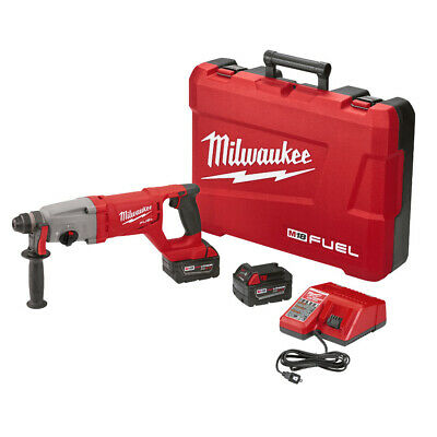 Milwaukee 2713-22 M18 Fuel 1 Sds Plus D-handle Rotary Hammer Kit