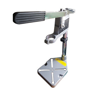 Drill Stand for Hand Drill Universal Bench Clamp Drill Press