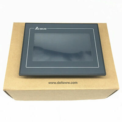 Dop-107bv 7 Inch Delta Hmi Touch Screen Panel Machine Ethernet Interface Usb