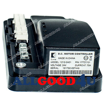 For Curtis 1212-2401 Permanent Magnet Motor Speed Controller Electric Forklift