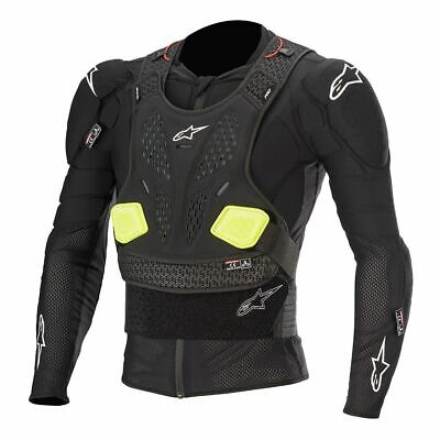 Taglia M - Pettorina Alpinestars Bionic Pro V2 Protection Jacket Cross Enduro