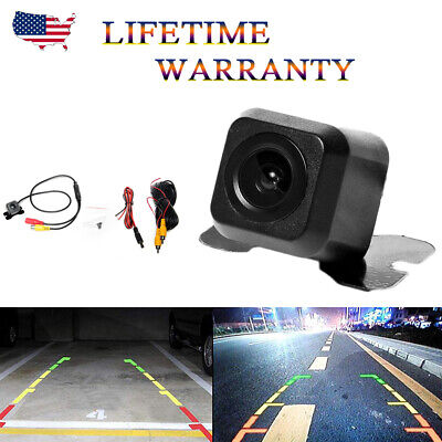 Wide Angle Waterproof HD Car Rear View Backup Camera Night Vision Best (Best Rear Backup Camera)