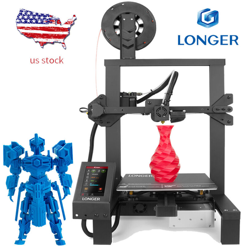 Longer LK4 Pro 3D Printer DIY Kit w/ Open Source 220x220x250mm PLA Filament