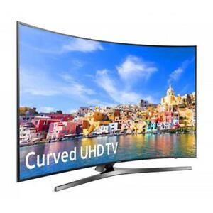 SAMSUNG 65INCH 4K UHD SMART CURVED LED TV BOXING DAY WEEK SPECIAL SALE NO TAX DEAL