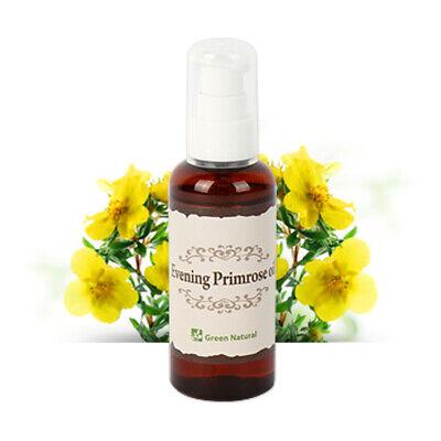 Evening Primrose Oil Soap - Evening Primrose Oil Natural Aroma Carrier Oil Base Soap Cosmetic 100%Pure 100ml