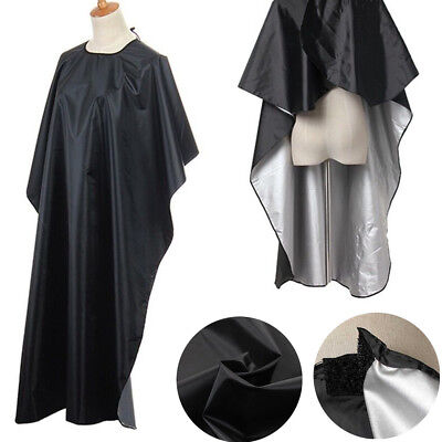 Professional Hair Cutting Salon Barber Hairdressing Unisex Gown Cape Apro