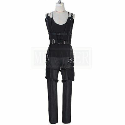 Resident Evil: The Final Chapter Alice Cosplay Costume Halloween Uniform