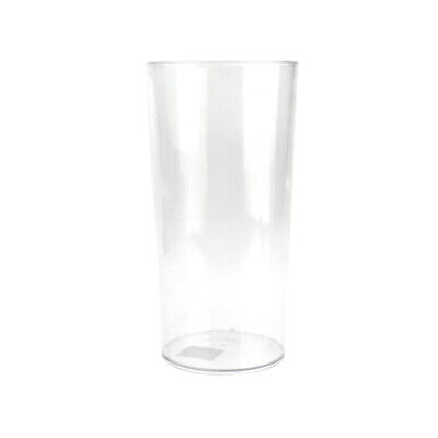 Clear Plastic Cylinder Favor Container, - Clear Plastic Cylinder